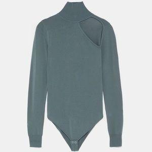NWT Zara bodysuit
